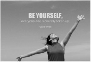 happiness be yourself mindfulness