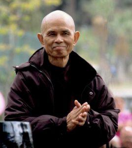 Thich Nhat Hanh Zen leraar